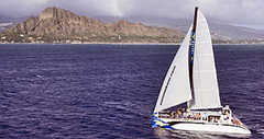 Waikiki Beach Fun Cruise With BBQ Lunch (Cruise) - Attraction - Kewalo Basin, US