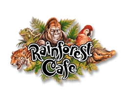 Rainforest Cafe - Restaurants - 5310 Seawall Boulevard, Galveston, TX, United States