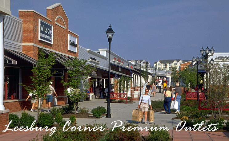 Leesburg Corner Premium Outlets - Shopping, Attractions/Entertainment - 241 Fort Evans Rd NE, Leesburg, VA, 20176, US
