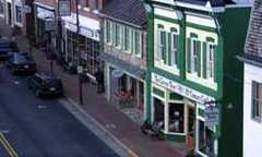 Historic Downtown Leesburg Virginia - Outdoor  Sightseeing - 25 W Market St, Leesburg, VA, 20176, US