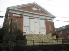 Holmes Memorial Church - Ceremony - 1215 Buncombe St, Greenville, SC, 29609, US