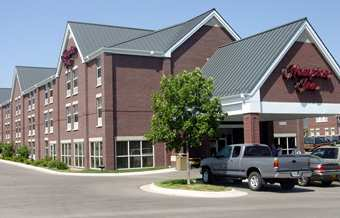 Hampton Inn Heritage Park - Hotels/Accommodations - 5922 Vandervoort Drive, Lincoln, NE, United States
