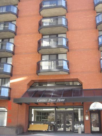 Cartier Place Suite Hotel - Hotels/Accommodations, Reception Sites - 180 Cooper St, Ottawa, ON