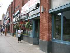 Johnny Farina Restaurant - Restaurant - 216 Elgin Street, Ottawa, ON, Canada