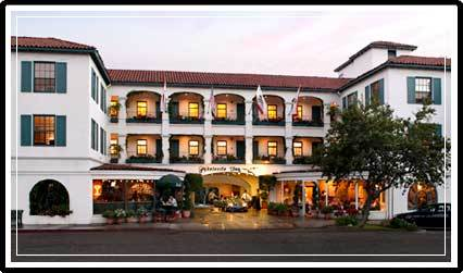 Montecito Inn - Hotels/Accommodations - 1295 Coast Village Rd, Santa Barbara, CA, United States