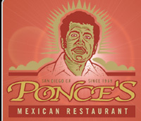Ponce's Mexican Restaurant  - Restaurant - 4050 Adams Ave, San Diego, CA, 92116, US
