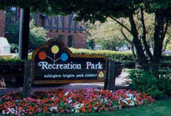 Recreation Park - Fun Park - 500 E. Miner, Arlington Heights, IL, 61107