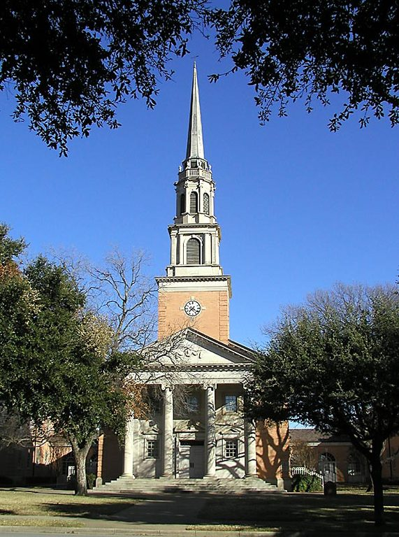 Robert Carr Chapel - Ceremony Sites - 2855 S University Dr, Fort Worth, TX, 76109, US