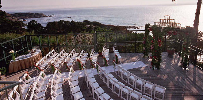 Highlands Inn Park Hyatt Carmel - Ceremony Sites, Hotels/Accommodations, Restaurants - 120 Highlands Drive, Carmel, CA, USA
