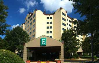 Embassy Suites Crabtree - Hotels/Accommodations, Reception Sites - 4700 Creedmoor Rd, Raleigh, NC, 27612, US