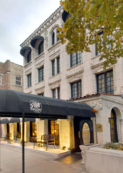 Willows The Hotel - Hotels/Accommodations, Restaurants - 555 West Surf Street, Chicago, IL, United States