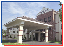 Eisenhower Hotels & Conference - Hotel - 2634 Emmitsburg Rd, Gettysburg, PA, United States