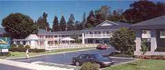Quality Inn Gettysburg Motor Lodge - Hotel - 380 Steinwehr Avenue, Gettysburg, PA, United States