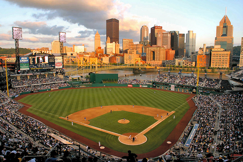 Pnc Park - Attractions/Entertainment, Reception Sites, Ceremony Sites, Ceremony & Reception - 115 Federal Street, Pittsburgh, PA, United States