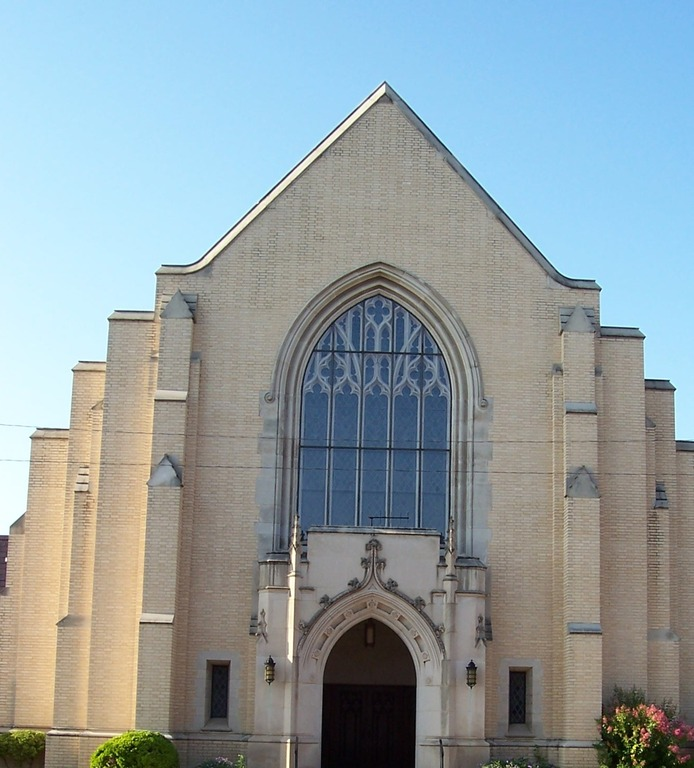 First United Methodist Church - Ceremony Sites - 37 E Beauregard Ave, Tom Green, TX, 76903, US