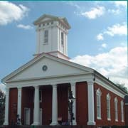 Presbyterian Church Of Fredericksburg - Ceremony Sites - 810 Princess Anne St, Fredericksburg, VA, 22401