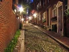 Acorn Street / Louisburg Square - Attraction -