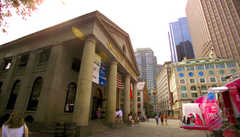 Faneuil Hall Marketplace - Attraction - Faneuil Hall Market Pl, Boston, MA, 02109, US