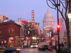 State Street - Entertainment/Attractions - 300 State St, Madison, WI, 53703, US