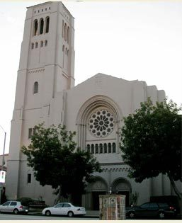 The First Baptist Church Of Pasadena - Ceremony Sites - 75 N Marengo Ave, Pasadena, CA, 91101