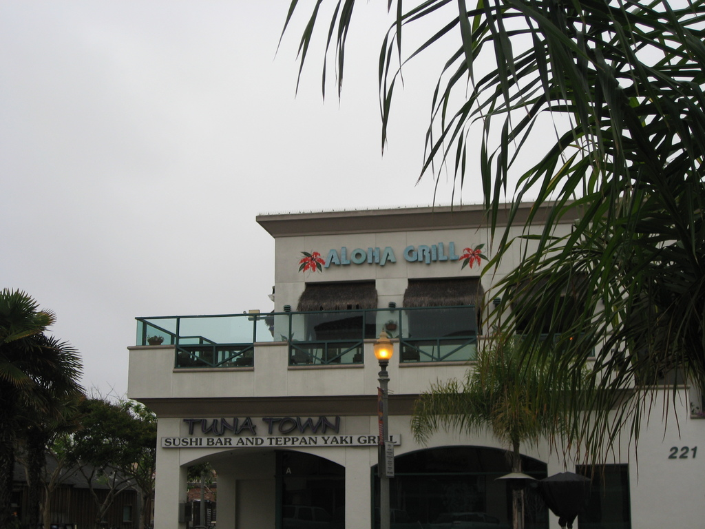 Tuna Town - Restaurants - 221 Main St # U, Huntington Beach, CA, United States