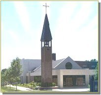 St Peter The Apostle Rc Church - Ceremony Sites - 445 5th Ave, River Edge, NJ, 07661, US