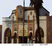 Golden Bear - Stuff to See -