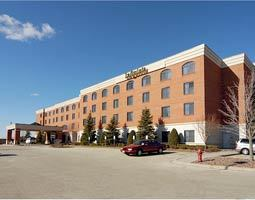 La Quinta Inn - Hotels/Accommodations - 5217 E Terrace Dr, Madison, WI, USA