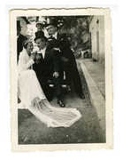 Pescadero Wedding In August