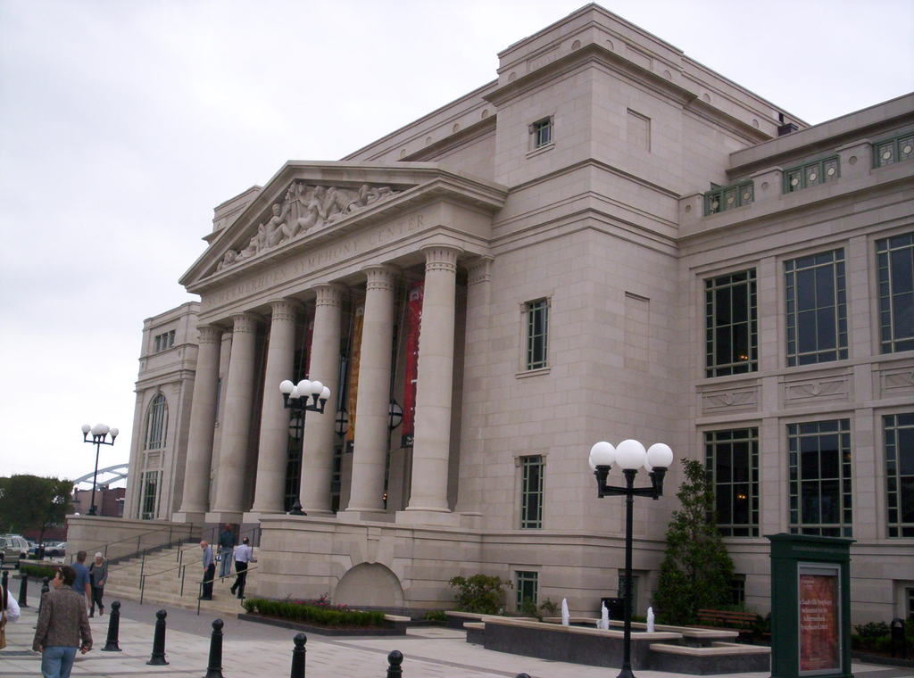 Schermerhorn Symphony Center - Attractions/Entertainment, Reception Sites, Ceremony Sites, Ceremony & Reception - 1 Symphony Pl, Nashville, TN, USA