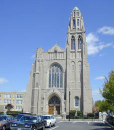Saint Agnes Cathedral - Ceremony Sites - 29 Quealy Pl, Rockville Centre, NY, 11570