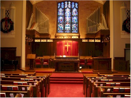 Country Club Christian Church Combs Chapel - Ceremony Sites - 6101 Ward Pkwy, Kansas City, MO, 64113, US