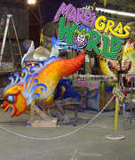 Blaine Kern's Mardi Gras World Inc - Attraction - 233 Newton St, New Orleans, LA, United States