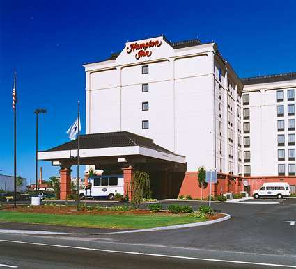 Hampton Inn - Hotels/Accommodations - 230 Lee Burbank Hwy, Revere, MA, 02151, US