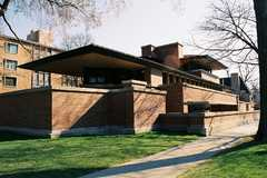 Frank Lloyd Wright Homes - Attraction - 951 Chicago Ave, Oak Park, IL, 60302