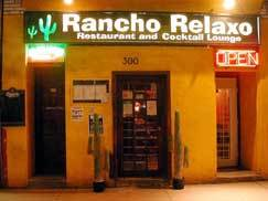 Rancho Relaxo - Rehearsal Lunch/Dinner - 300 College Street, Toronto, ON, Canada