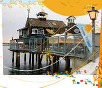 Seaport Village  - Entertainment - 881 W Harbor Dr, San Diego, CA, United States