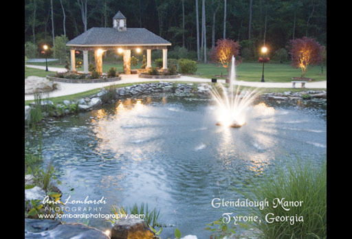 Glendalough Manor - Ceremony Sites, Reception Sites, Ceremony & Reception - 200 Glendalough Court, Tyrone, GA, United States