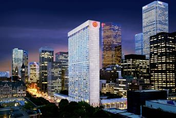 Sheraton Centre Toronto Hotel - Hotels/Accommodations, Attractions/Entertainment - 123 Queen Street West, Toronto, ON, Canada