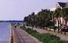 Charleston Battery and White Point Gardens - Must See's! - E Battery St, Charleston, SC, 29401