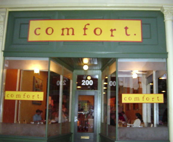 Comfort - Restaurants - 200 W Broad St, Richmond, VA, United States