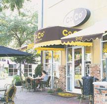 Cocos Crepes - Coffee/Quick Bites, Restaurants - 218 Gray St, Houston, TX, 77002