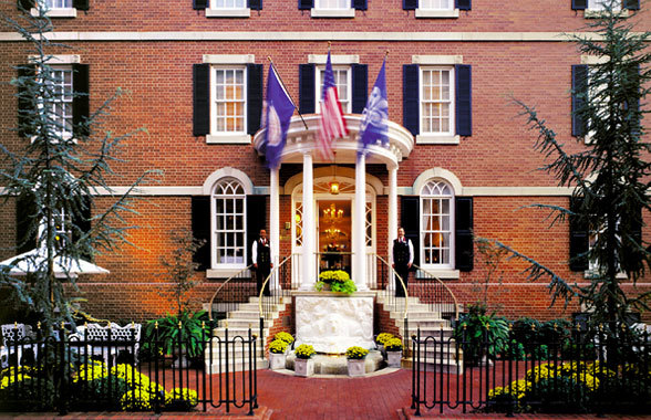 Morrison House Hotel - Hotels/Accommodations, Reception Sites - 116 S Alfred St, Alexandria, VA, 22314