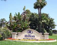 Hilton Resort & Spa - Hotel - 1775 E Mission Bay Dr, San Diego, CA, 92109