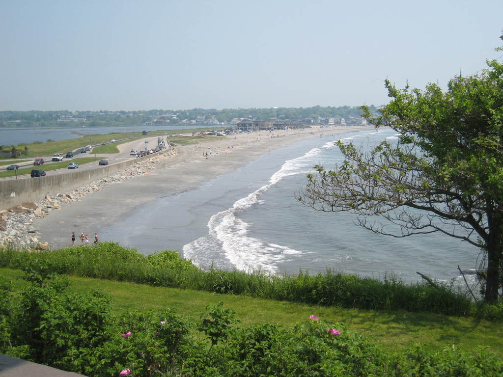 Rotunda At Easton's Beach - Beaches, Reception Sites - 175 Memorial Blvd, Newport, RI, United States