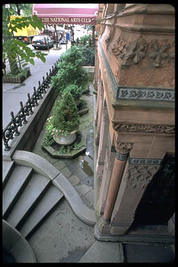 National Arts Club - Ceremony & Reception - 15 Gramercy Park South, New York, NY