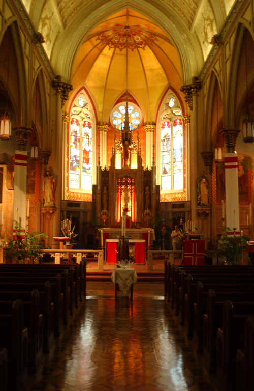 Our Lady Of Good Counsel - Ceremony Sites - 1235 Louisiana Ave, New Orleans, LA, 70115