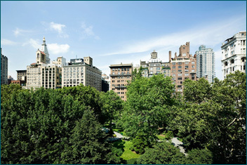 Gramercy Park - Parks/Recreation -