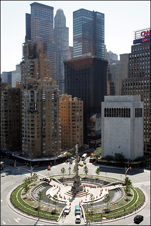 Columbus Circle - Attractions/Entertainment, Shopping, Rehearsal Lunch/Dinner - Columbus Cir, New York, New York, US
