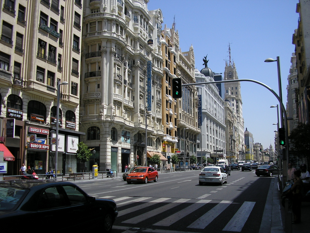 Gran Via - Shopping, Attractions/Entertainment - Calle Gran Vía, M, Comunidad de Madrid, ES